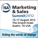 ISA Marketing & Sales Summit 2012, Austin Texas USA